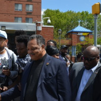 Baltimore Riot - Jesse Jackson - W. North and Pennsylvania Avenues -  April 28, 2015     (10).JPG