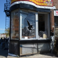 Baltimore Riot - Looted Store - W. North and N. Fulton Avenues -  April 28, 2015    .JPG