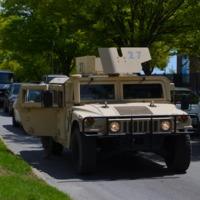 Baltimore Riot - Gwynns Falls Parkway - Mondawmin Mall - April 29, 2015     .JPG