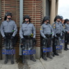 Pennsylvania State Police at W. North and Pennsylvania Avenues. 5-1-15
