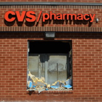 Baltimore Riot  CVS North and Pennsylvania Avenues -  April 28, 2015     (2).JPG